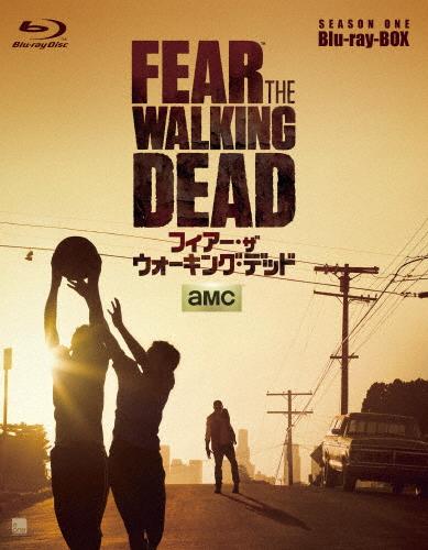 【送料無料】フィアー・ザ・ウォーキング・デッド Blu-ray-BOX/キム・ディケンズ[Blu-ray]【返品種別A】