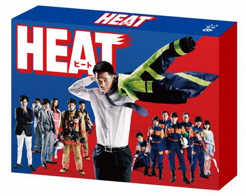 【送料無料】HEAT DVD-BOX/AKIRA[DVD]【返品種別A】