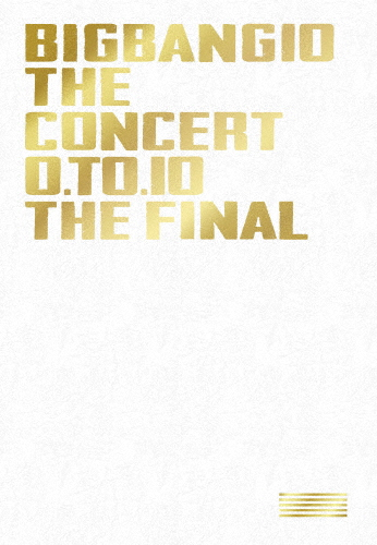 【送料無料】[枚数限定][限定版]BIGBANG10 THE CONCERT:0.TO.10 -THE FINAL- -DELUXE EDITION-/BIGBANG[DVD]【返品種別A】