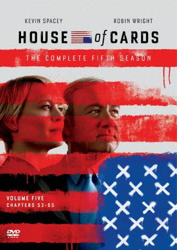 【送料無料】ハウス・オブ・カード 野望の階段 SEASON5 DVD Complete Package/ケヴィン・スペイシー[DVD]【返品種別A】