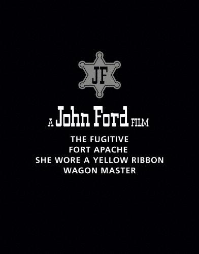 【送料無料】[枚数限定][限定版]ジョン・フォード Blu-ray BOX《初回限定生産》/ジョン・フォード[Blu-ray]【返品種別A】