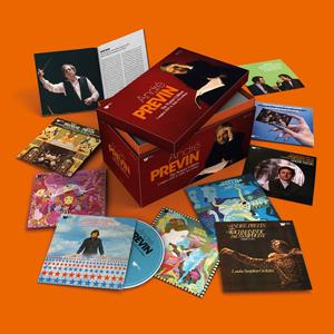 送料無料 ワーナー録音全集 輸入盤 中古 アンドレ ※ラッピング ※ CD プレヴィン 返品種別A