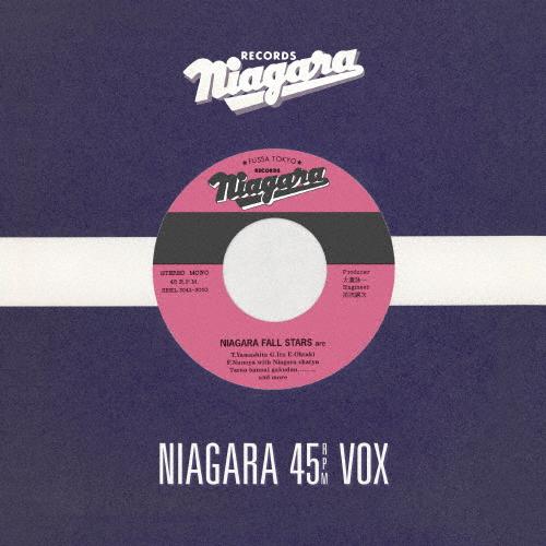【送料無料】[枚数限定][限定]NIAGARA 45RPM VOX/大滝詠一[ETC]【返品種別A】