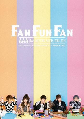 【送料無料】AAA FAN MEETING ARENA TOUR 2019 ~FAN FUN FAN~【Blu-ray】/AAA[Blu-ray]【返品種別A】