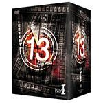 超爆安 【送料無料【送料無料】13】13 thirteen DVD-BOX VOL.1/ジェイソン thirteen・プリーストリー[DVD]【返品種別A】, 人気が高い:d924a96d --- toscanofood.it