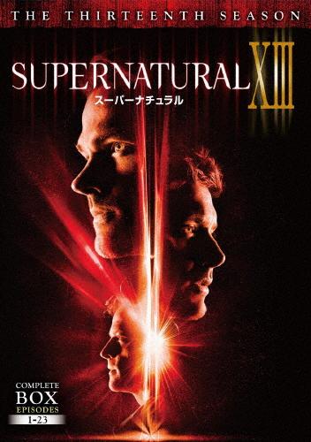 【送料無料】SUPERNATURAL XIII〈サーティーン・シーズン〉 DVD コンプリート・ボックス/ジャレッド・パダレッキ[DVD]【返品種別A】