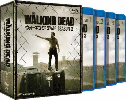 【送料無料】ウォーキング・デッド3 Blu-ray BOX-1/アンドリュー・リンカーン[Blu-ray]【返品種別A】