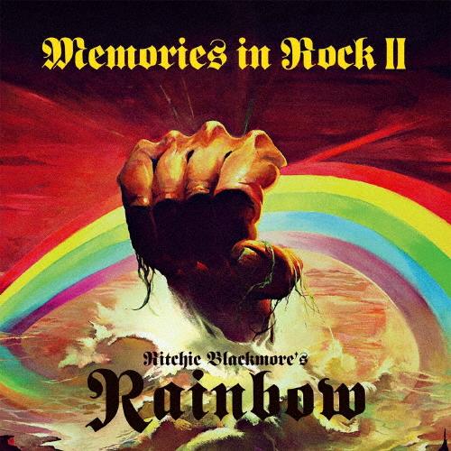 【送料無料】[枚数限定][限定盤]メモリーズ・イン・ロックII~ライヴ・イン・イングランド2017(1000セット完全生産限定盤)/リッチー・ブラックモアズ・レインボー[CD+DVD]【返品種別A】