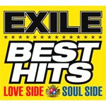 【送料無料】[枚数限定][限定盤]EXILE BEST HITS -LOVE SIDE/SOUL SIDE-(2枚組CD+3枚組DVD)/EXILE[CD+DVD]【返品種別A】