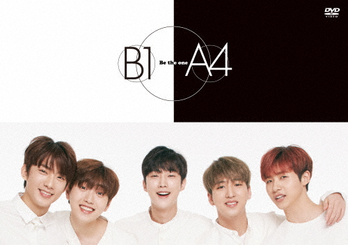 【送料無料】B1A4 JAPAN TOUR 2017「Be the one」/B1A4[DVD]【返品種別A】