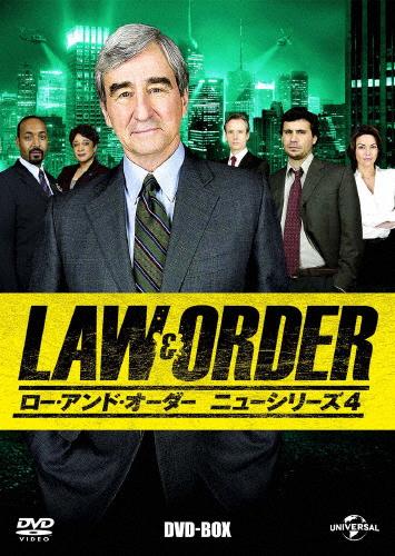 【送料無料】LAW&ORDER ニューシリーズ4 DVD-BOX/ジェシー・L・マーティン[DVD]【返品種別A】