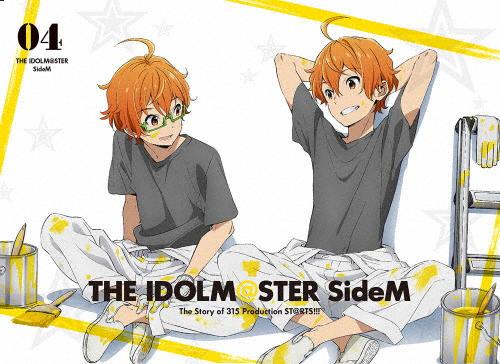 【送料無料】[限定版]アイドルマスター SideM 4(完全生産限定版)/アニメーション[Blu-ray]【返品種別A】