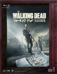 【送料無料】ウォーキング・デッド5 Blu-ray-BOX1/アンドリュー・リンカーン[Blu-ray]【返品種別A】