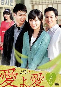 【送料無料】愛よ、愛 DVD-BOX3/ファン・ソニョン[DVD]【返品種別A】