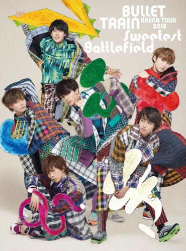 【送料無料】BULLET TRAIN ARENA TOUR 2018 Sweetest Battlefield at Musashino Forest Sport Plaza Main Arena/超特急[Blu-ray]【返品種別A】