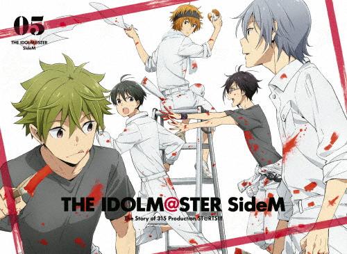 【送料無料】[限定版]アイドルマスター SideM 5(完全生産限定版)/アニメーション[Blu-ray]【返品種別A】