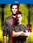 【送料無料】SUPERNATURAL VI〈シックス・シーズン〉コンプリート・ボックス/ジャレッド・パダレッキ[Blu-ray]【返品種別A】