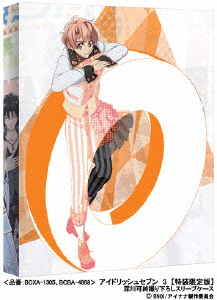 【送料無料】[枚数限定][限定版]アイドリッシュセブン DVD 3【特装限定版】/アニメーション[DVD]【返品種別A】
