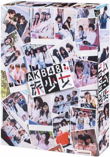 【送料無料】AKB48 旅少女 Blu-ray BOX/AKB48[Blu-ray]【返品種別A】
