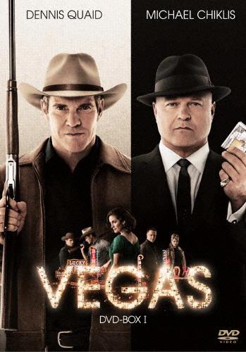 【送料無料】VEGAS DVD-BOX I/デニス・クエイド[DVD]【返品種別A】