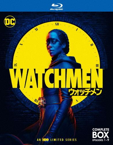 【送料無料】ウォッチメン 無修正版 ブルーレイコンプリート・ボックス/レジーナ・キング[Blu-ray]【返品種別A】