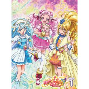 【送料無料】HUGっと!プリキュア vol.1【Blu-ray】/アニメーション[Blu-ray]【返品種別A】