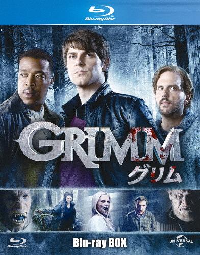 【送料無料】GRIMM/グリム BD-BOX/デヴィッド・ジュントーリ[Blu-ray]【返品種別A】