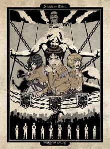 【送料無料】TVアニメ「進撃の巨人」Season1 Blu-ray BOX/アニメーション[Blu-ray]【返品種別A】