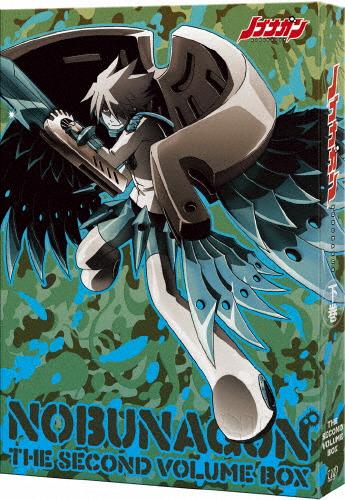 【送料無料】[枚数限定]ノブナガン DVD-BOX ―下巻―/アニメーション[DVD]【返品種別A】
