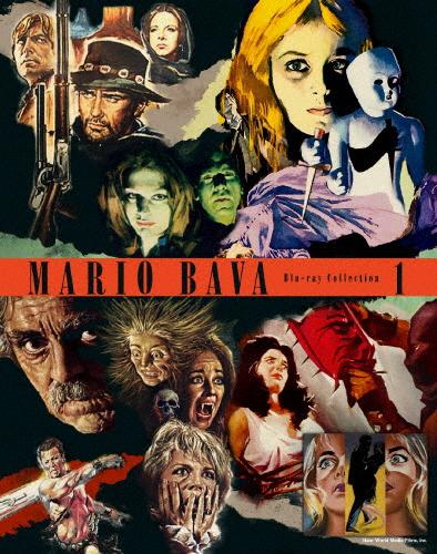 【送料無料】没後40年 マリオ・バーヴァ大回顧 第I期/マリオ・バーヴァ[Blu-ray]【返品種別A】