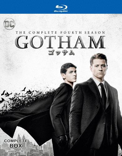 【送料無料】GOTHAM/ゴッサム〈フォース・シーズン〉 ブルーレイ コンプリート・ボックス/ベン・マッケンジー[Blu-ray]【返品種別A】