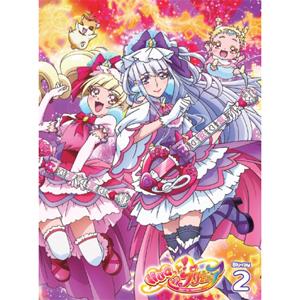 【送料無料】HUGっと!プリキュア vol.2【Blu-ray】/アニメーション[Blu-ray]【返品種別A】