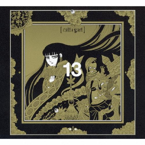 【送料無料】[枚数限定][限定盤]13(狂信盤)/cali≠gari[CD+Blu-ray]【返品種別A】