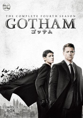 【送料無料】GOTHAM/ゴッサム〈フォース・シーズン〉 DVD コンプリート・ボックス/ベン・マッケンジー[DVD]【返品種別A】