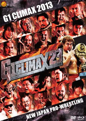 【送料無料】G1 CLIMAX 2013【DVD&Blu-ray】/プロレス[DVD]【返品種別A】