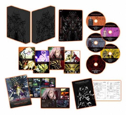 【送料無料】牙狼<GARO>-VANISHING LINE- DVD BOX 2/アニメーション[DVD]【返品種別A】