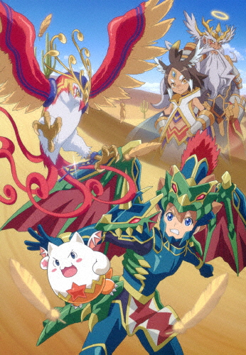 【送料無料】パズドラクロス DVD-BOX 2/アニメーション[DVD]【返品種別A】