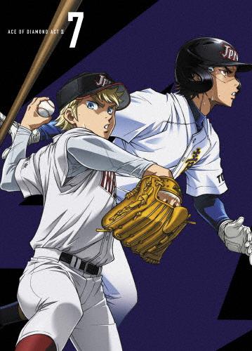 【送料無料】ダイヤのA actII DVD Vol.7/アニメーション[DVD]【返品種別A】