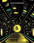 【送料無料】松本零士画業60周年記念 銀河鉄道999 テレビシリーズBlu-ray BOX-5/アニメーション[Blu-ray]【返品種別A】