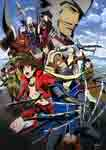 【送料無料】「戦国BASARA」Blu-ray BOX 通常版/アニメーション[Blu-ray]【返品種別A】