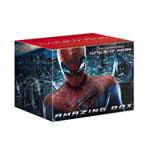 【送料無料】[枚数限定][限定版]アメイジング・スパイダーマンTM アメイジング BOX/アンドリュー・ガーフィールド[Blu-ray]【返品種別A】