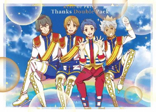 【送料無料】KING OF PRISM サンクスダブルパックBlu-ray Disc/アニメーション[Blu-ray]【返品種別A】