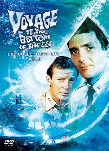 【送料無料】原潜シービュー号~海底科学作戦 DVD COLLECTOR'S BOX Vol.3/リチャード・ベースハート[DVD]【返品種別A】