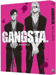 【送料無料】GANGSTA. Blu-ray BOX/アニメーション[Blu-ray]【返品種別A】