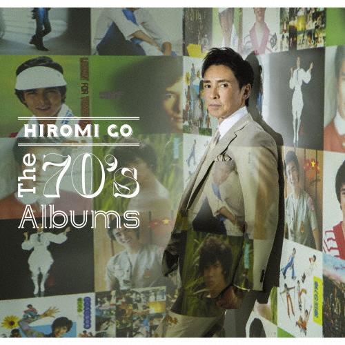 【送料無料】[枚数限定][限定盤]The 70's Albums/郷ひろみ[CD][紙ジャケット]【返品種別A】