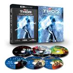【送料無料】[枚数限定][限定版]マイティ・ソー:4K UHD 3ムービー・コレクション(数量限定)/クリス・ヘムズワース[Blu-ray]【返品種別A】