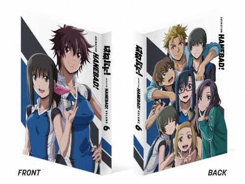 【送料無料】「はねバド!」 Vol.6 Blu-ray/アニメーション[Blu-ray]【返品種別A】