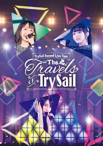 "【送料無料】[枚数限定][限定版]TrySail Second Live Tour""The Travels of TrySail"