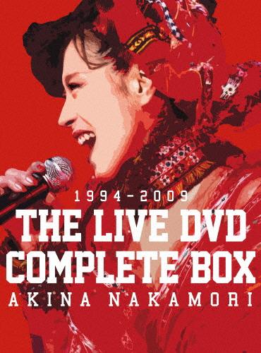 【送料無料】中森明菜 THE LIVE DVD COMPLETE LIVE BOX DVD/中森明菜[DVD]【返品種別A COMPLETE】, ホームセンターヤマキシ:0ac4a616 --- officewill.xsrv.jp