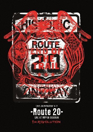 【送料無料】[枚数限定][限定版]T.M.R. LIVE REVOLUTION'16-'17 -Route 20- LIVE AT NIPPON BUDOKAN(初回生産限定盤)/T.M.Revolution[Blu-ray]【返品種別A】